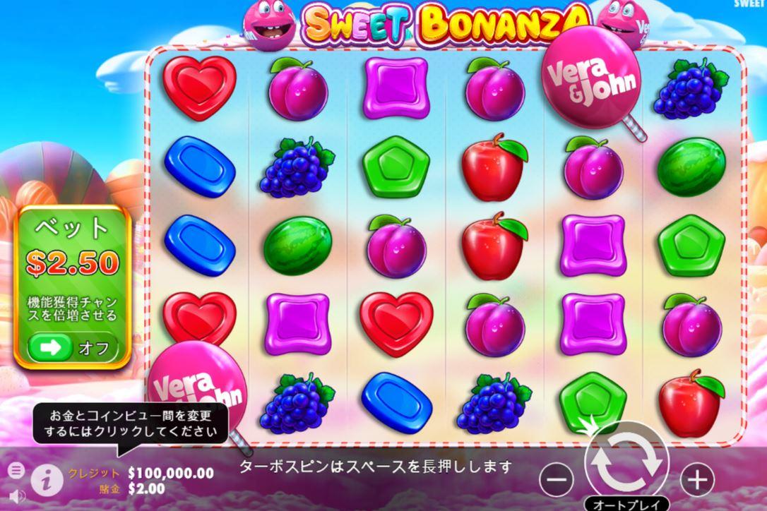 Sweet Bonanza VeraJohn
