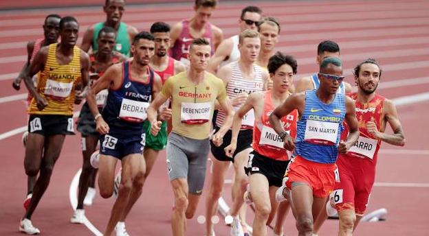 【速報】TOKYOオリンピック2020 7/30 陸上男子3000メートル障害 三浦龍司が日本新で決勝進出!