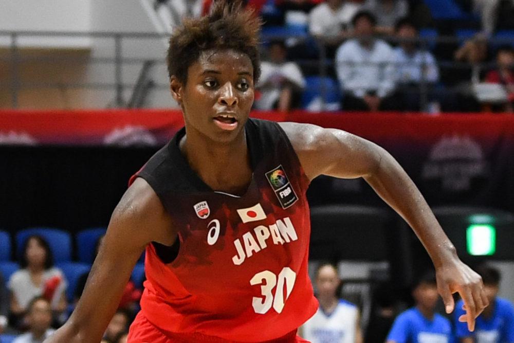 【速報】TOKYOオリンピック2020 7/27 女子バスケ結果!初戦フランス相手に馬瓜エブリンが大奮闘!