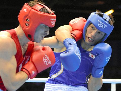 オリンピック 2020 ボクシング