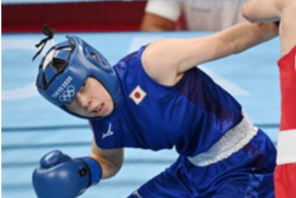 【速報】東京オリンピック 女子ボクシング 8/3 入江聖奈が日本女子初の金メダル!