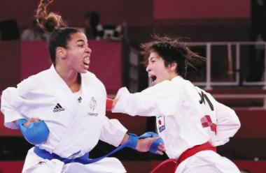 【速報】TOKYOオリンピック2020 8/6 空手 組手 染谷真有美 準決勝進出となったのか?