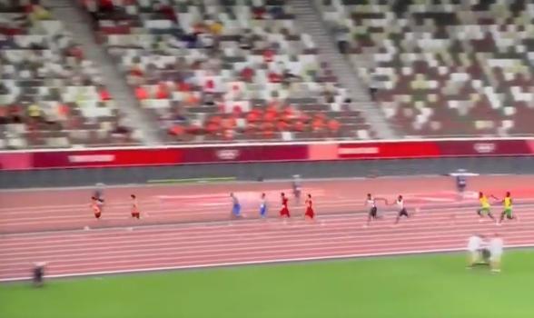【速報】TOKYOオリンピック2020 8/6 陸上 男子400メートルリレー決勝 リレー侍、痛恨のバトンミス…