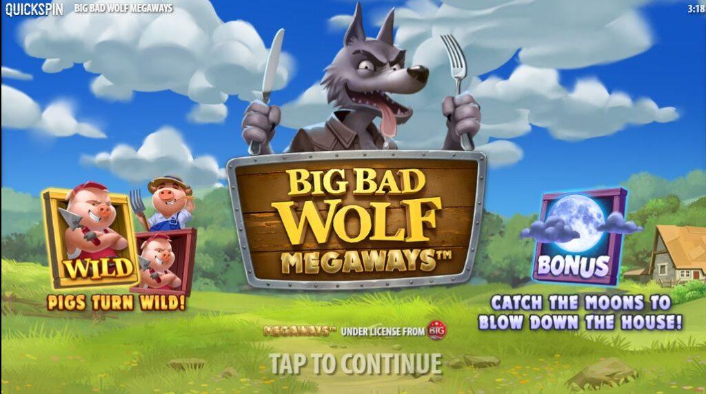 BIG BAD WOLF MEGAWAYSの分析、解析 1000回回して見ました